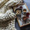 Decken europäische Merinowolle
